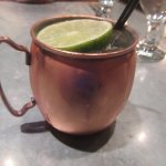 Moscow Mule, Revival Bar & Kitchen, Berkeley, CA