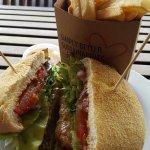 Foto de Burger Wisconsin