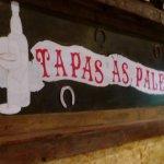 Foto van Tapas As Paletes