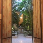 The most memorable part of our journey in Marrakech was surely at Riad Kheirredine. The hidden g