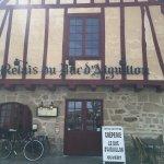 Foto di Le Relais du duc d'Aiguillon