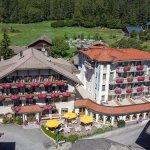 Außenansicht Hotel Leitgamhof