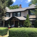 Welcome to Pinecrest B&B! One mile from downtown Asheville and 3 miles to Biltmore Estate.