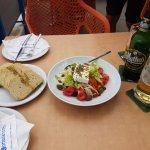 Beilagensalat (reicht für 2 Personen ;-))