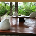 Yoga Space at the Honeymoon Suite