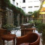 Hotel d'Angleterre, Saint Germain des Pres Foto