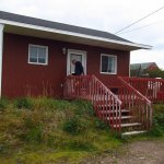 Whaling Station Cabins Foto