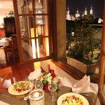 Restaurante Lounge Van Gogh-vistas al Pilar