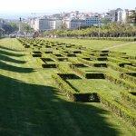 Lindo Jardim no Parque Eduardo  VII.
