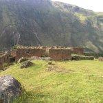 Foto de Pumamarca Ruins