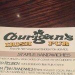Foto de Courigan's Irish Pub