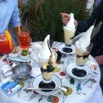 Coppa creola, 2 coppe caramello, spritz e analcolico! Top