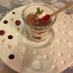 dessert aux trois saveurs
