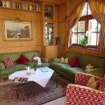 Very nice lounge