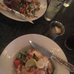 Amazing food, relaxed atmosphere, impressive drinks, patio is perfect!