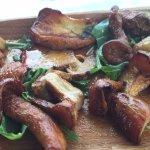 Funghi porcini alla griglia