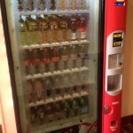 Another Beverage Machine near Dining Area