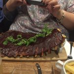 Main meal ribs