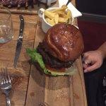 Main meal burger