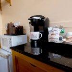 Room Amenities, Mini Fridge, Microwave, Coffee Machine