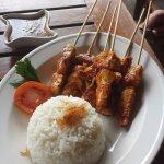 amazing chicken sate