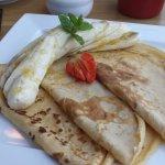 Fabulous breakfast!!