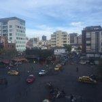 Vista a la plaza