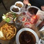 Uitgebreide lunch ❤️