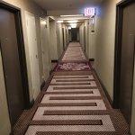 Hallway on Exec floor