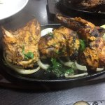 Amazing grilled food