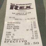 Photo of Bar-Restaurante Rex