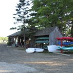 Lake Pemaquid Campground Foto