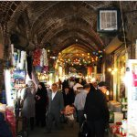 Bazaar of Tabriz Foto