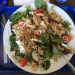 Amazing Salad with Grilled Chicken