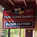 THE best fudge in the United States!