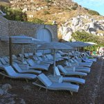 Castello with Private Beach Chairs to rent