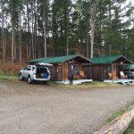 Cozy cabins