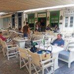 ISALOS CAFE, HYDRA