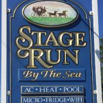 Welcome to the Stage Run by the Sea