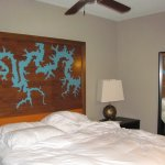 Loved the Table Rock headboard