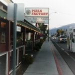 The Pizza Factory In Bishop
