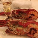 The fresh lobster was exquisite!