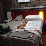 Bed Hardwood Floors Great Lighting