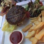 Angus Burger at Jaspa's