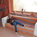 HOTEL CERRO CHICO; telas tipicas y deco jujeña.