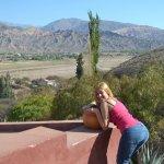 HOTEL CERRO CHICO: balcon de tu habitacion, vasija, tipico de jujuy