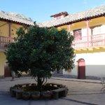 Yucay: Hotel La Casona de Yucay (Patio)