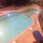 View of pool from our balcony. 2 pools to choose from
