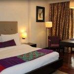 Photo de Radisson Blu Udaipur Palace Resort & Spa