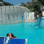 Piscina Termale all'aperto2 e piscina Termale coperta.